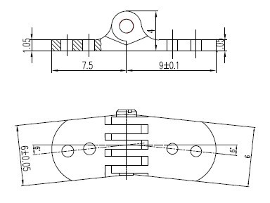 drawing of TH-27