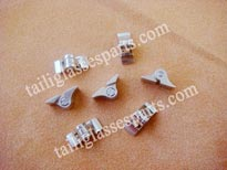 3.5mm width, high nickel hinge for eyeglass frame