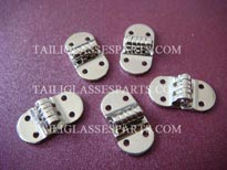 6.0mm mounting hinges for eyeglass