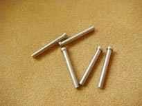 10.0mm pin for eyeglass hinge
